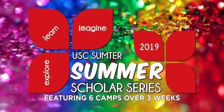 USC Sumter Summer Scholars Series tickets
