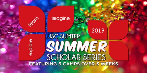 USC Sumter Summer Scholars Series