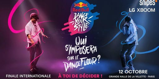 Red Bull Dance Your Style - World Final