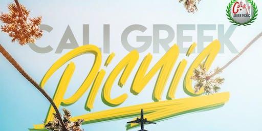 6TH ANNUAL CALI GREEK PICNIC