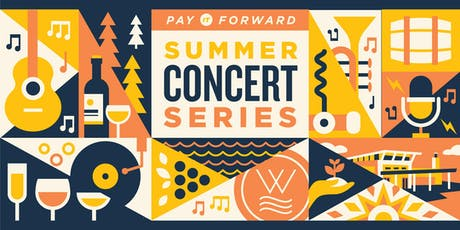 Pay It Forward Summer Concert Featuring Dakota Brown Band tickets