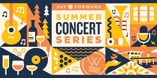 Pay It Forward Summer Concert Featuring Dakota Brown Band