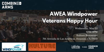AWEA Windpower Veterans Happy Hour