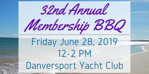 32nd Annual Membership BBQ