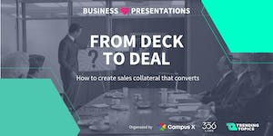 From Deck to Deal