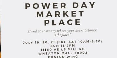 Power Day Marketplace at Wheaton Mall
