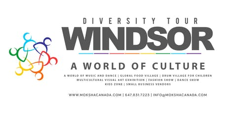 WINDSOR DIVERSITY TOUR 2019 tickets