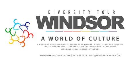 WINDSOR DIVERSITY TOUR 2019 tickets