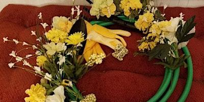 Make & Take Workshop: Garden Hose Wreath