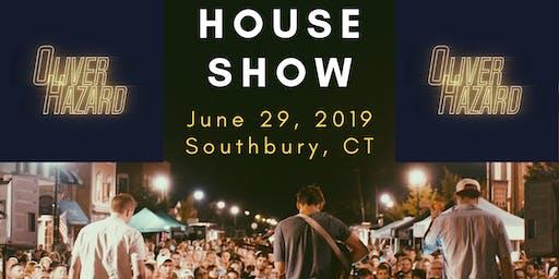 Oliver Hazard: House Show (Southbury, CT)