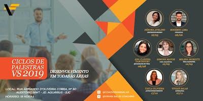 Ciclo de palestras VS 2019 - Empreendedorismo