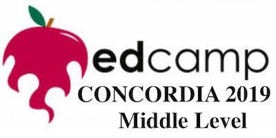 Edcamp Middle Level - Concordia University 2019