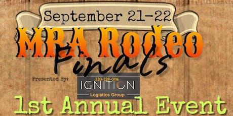 MRA Rodeo Finals tickets