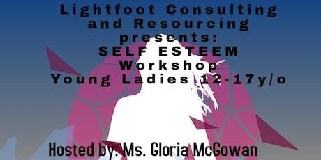 Self Esteem Workshop  tickets