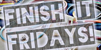 The Bead Study - Finish it Fridays - Jewelry Making