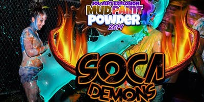 Soca Demons Jouvert Section (Limers)