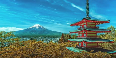Discover Japan with Anywhere But Here Travel tickets