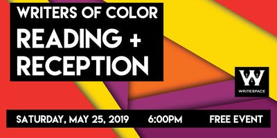 Writers of Color - Reading & Reception
