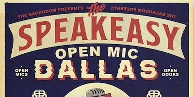 The Speakeasy Open Mic