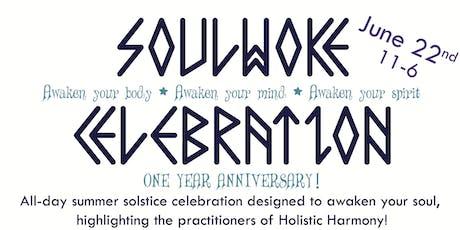 SoulWoke Celebration - Awaken Your Body, Mind and Soul tickets
