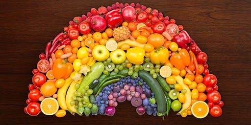 Eat the Rainbow! Nutrition for Kids