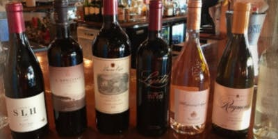 1/2 Price Wine Tuesdays!