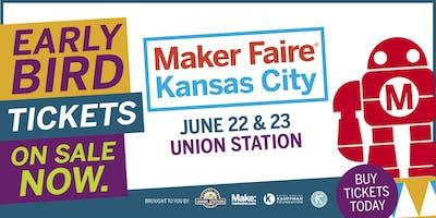 Maker Faire Kansas City 2019