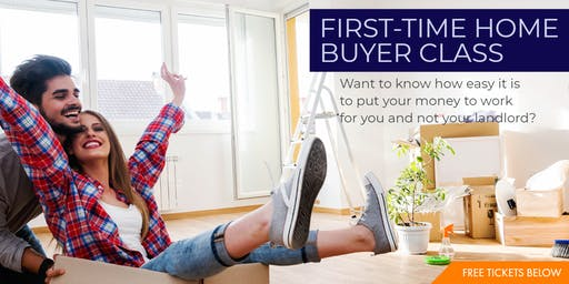 First-Time Home Buyer Workshops