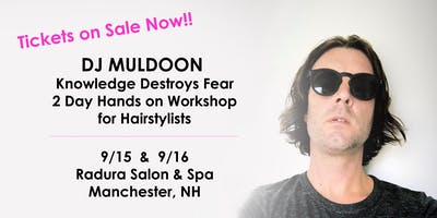 DJ Muldoon : Knowledge Destroys Fear