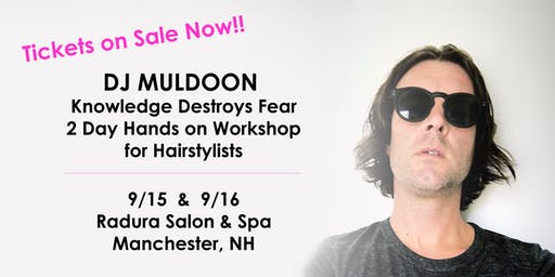 DJ Muldoon : Knowledge Destroys Fear