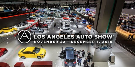 2019 LA Auto Show: Nov 22 - Dec 1 tickets