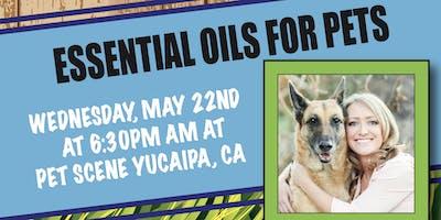 Essential Oils for Pets - Workshop & Fundraiser