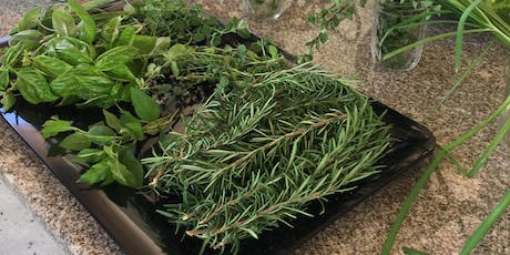 Growing and Cooking with Herbs tickets