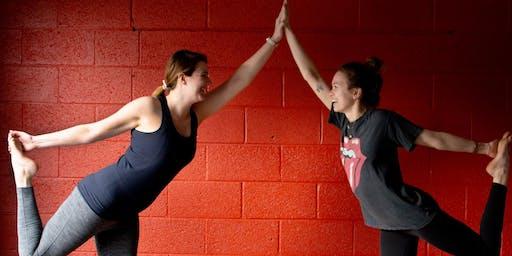 4 Week Yoga Fundamentals Series