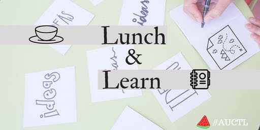 LUNCH AND LEARN November 2019