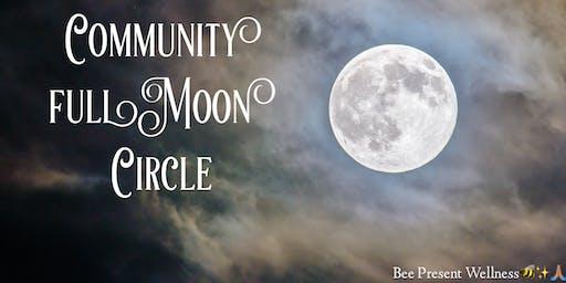 Full Moon Community Circle