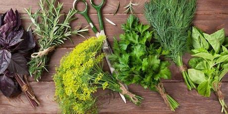 Cooking with Fresh Herbs - Summer Lunchbreak Series tickets