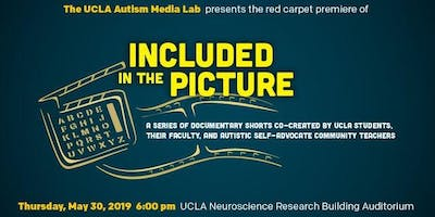 UCLA Autism Media Lab presents Included in the Picture - Los Angeles -