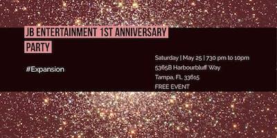 JB Entertainment Anniversary Party