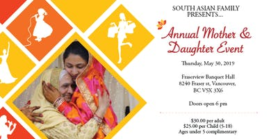 Mother & Daughter Event