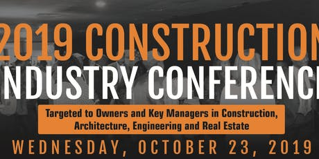 7th Annual Construction Industry Conference tickets