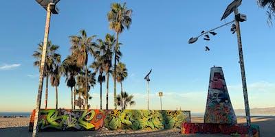 Graffiti workshop - Venice Beach