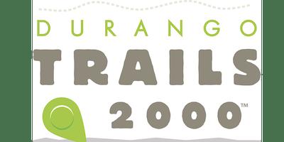 Trails 2000 Trailwork Party  Saturday June 29, 2019