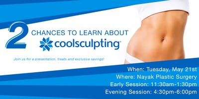 CoolSculpting - 2 Opportunities to Learn!