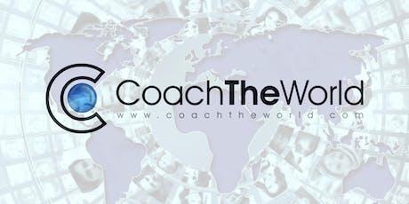 Coach The World Meetup Liverpool tickets
