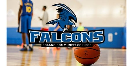2019 SOLANO FALCONS SUMMER HOOPS CAMP tickets