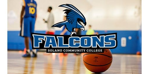 2019 SOLANO FALCONS SUMMER HOOPS CAMP