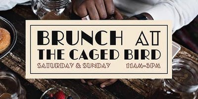 Brunch at The Caged Bird