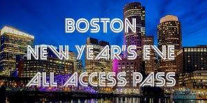 Boston New Year's Eve All Access Pub Crawl Pass...