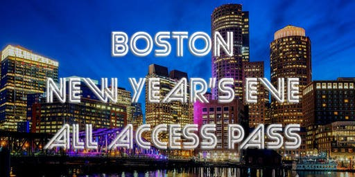 Boston New Year's Eve All Access Pub Crawl Pass (Faneuil Hall)